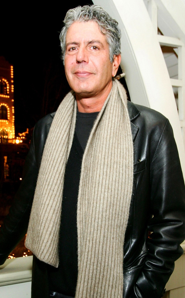 Anthony Bourdain -  The host of CNN's Anthony Bourdain: Parts Unknown  took his own life in a French hotel room on June 8.