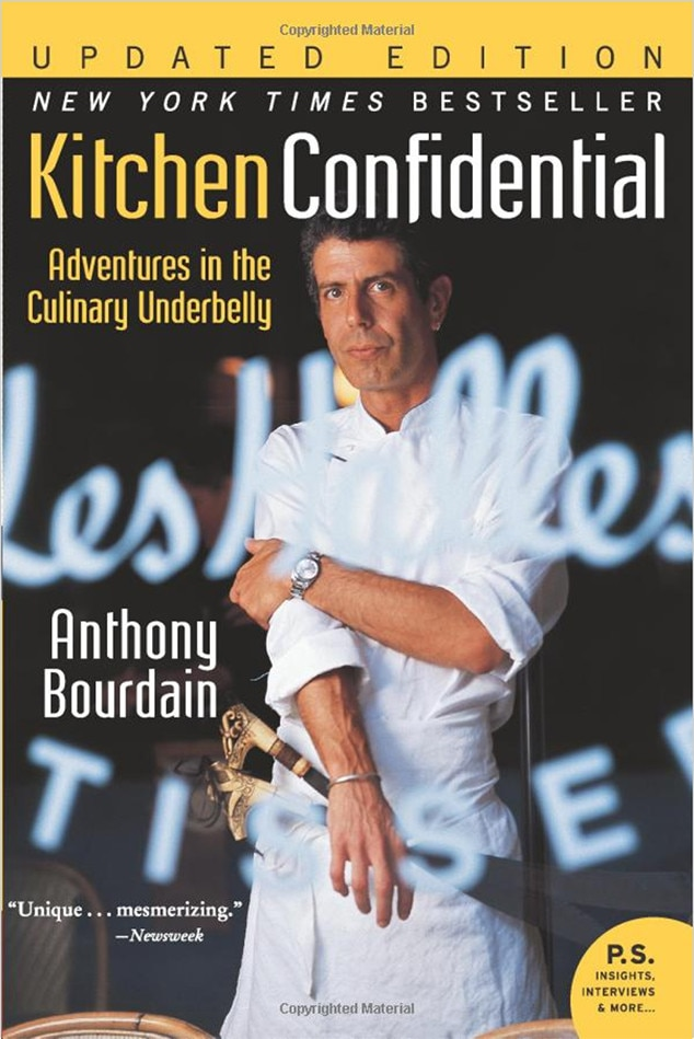 Writing Best Sellers From Anthony Bourdain: A Life In Pictures | E! News