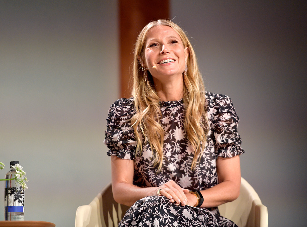 Gwyneth Paltrow, In Goop Health Summit