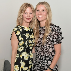 Meg Ryan, Gwyneth Paltrow, In goop Health Summit