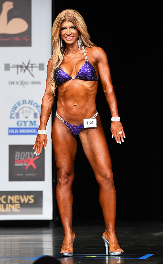 Teresa Giudice, NPC South Jersey Bodybuilding Championships