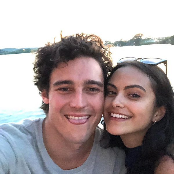 Camila Mendes, Victor Houston, Instagram