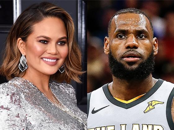 LeBron James rejoint les Lakers ! Découvrez ce qu'en pensent Chrissy Teigen ou encore Kobe Bryant