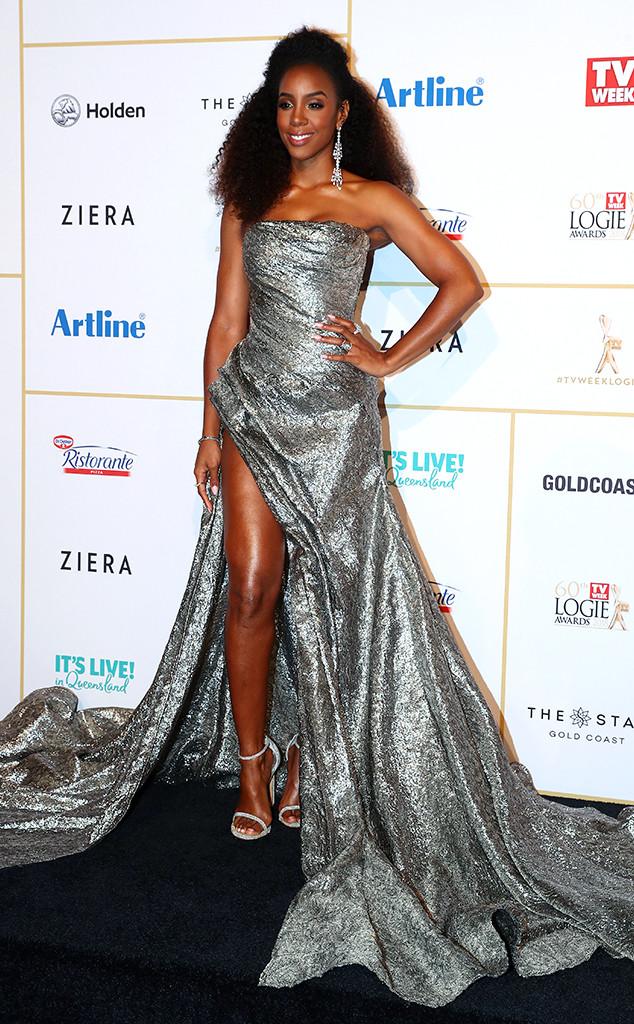 Kelly Rowland, Logies 2018
