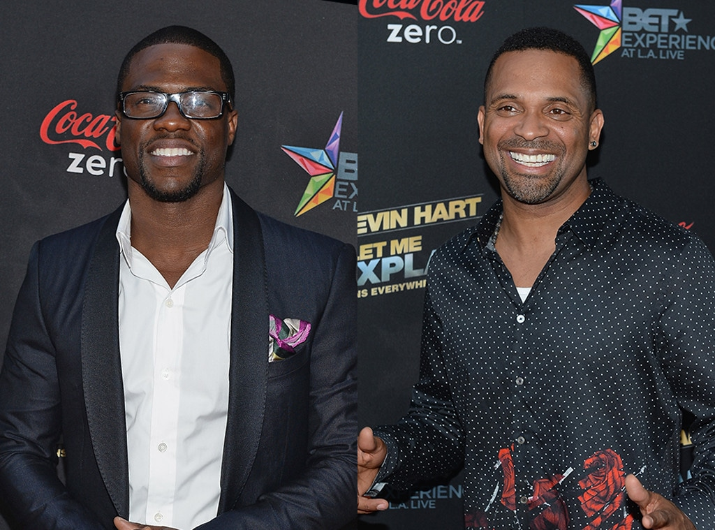 Kevin Hart, Mike Epps