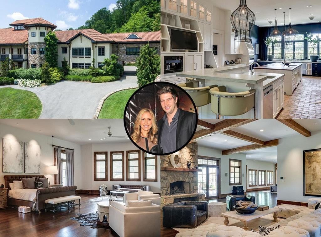 Kristin Cavallari, Jay Cutler, Nashville Home