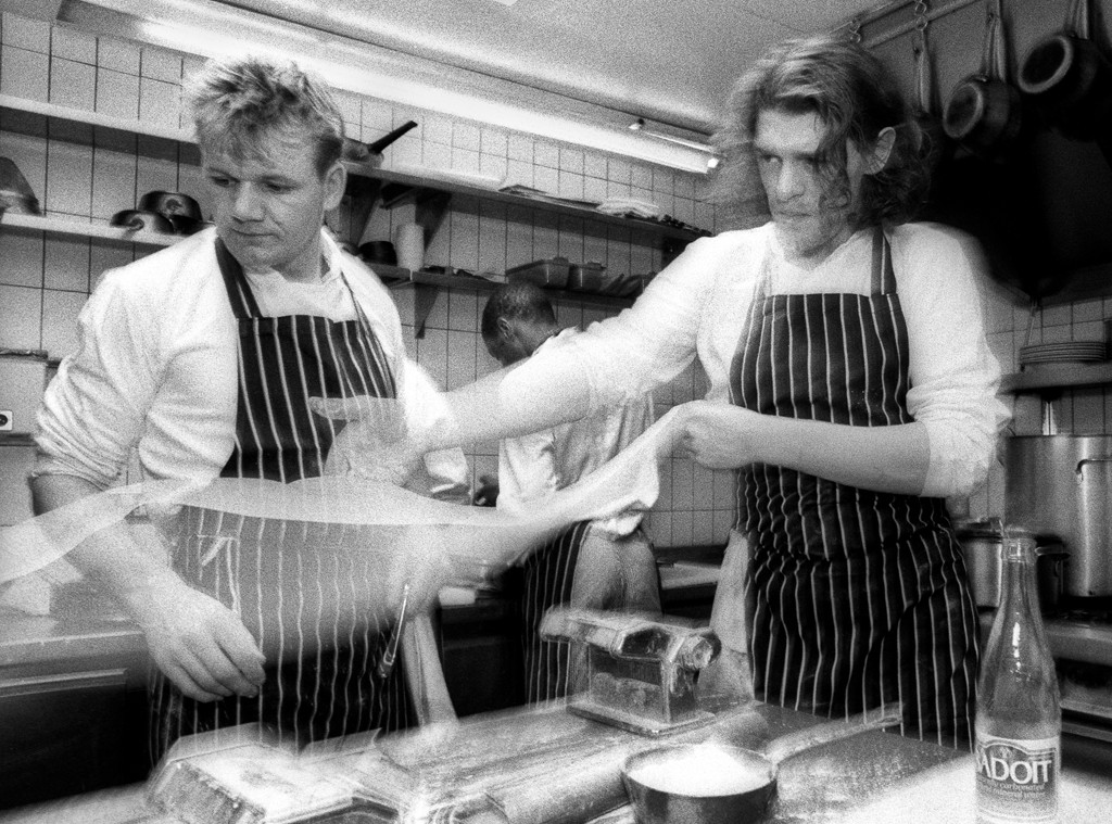 Marco Pierre White, Gordon Ramsay, Chef