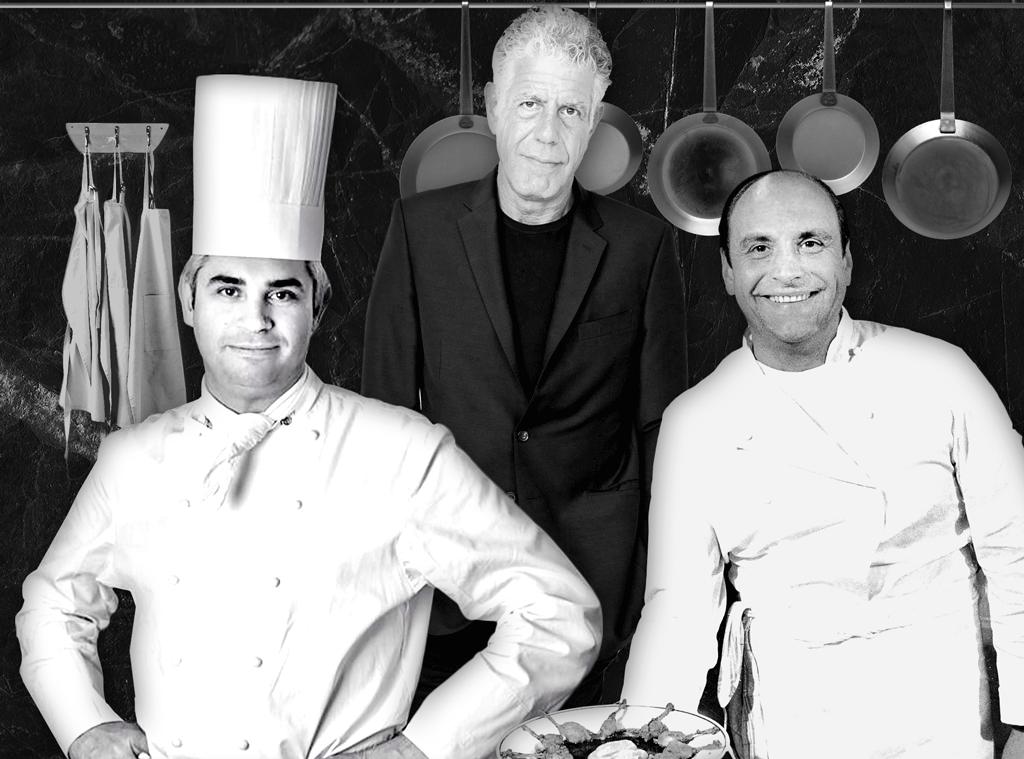 Darkest Celebrity Chef Stories, Anthony Bourdain, Benoit Violier, Bernard Loiseau