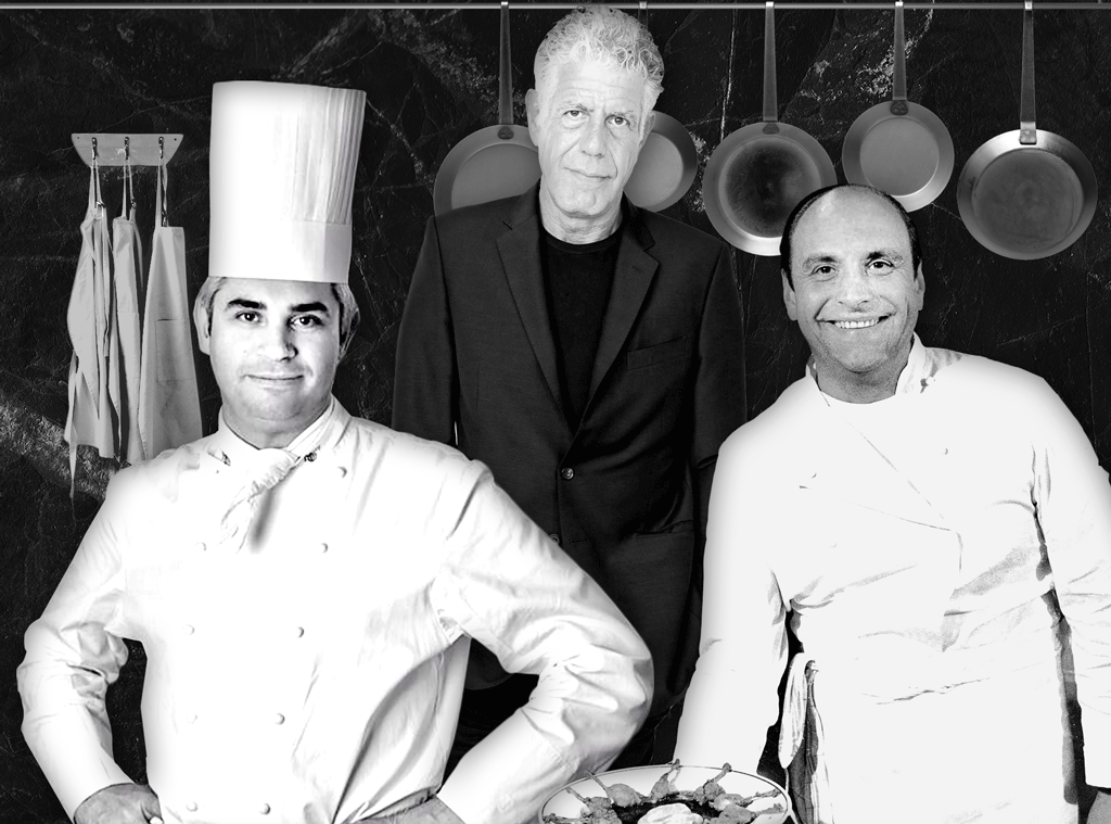 Darkest Celebrity Chef Stories, Anthony Bourdain, Benoit Violier, Bernard Loiseau