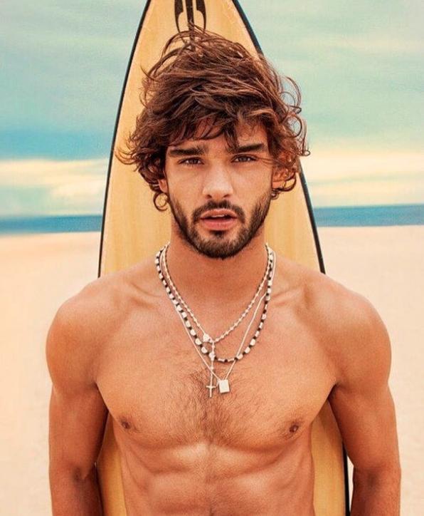 Marlon Teixeira, modelos brasileros