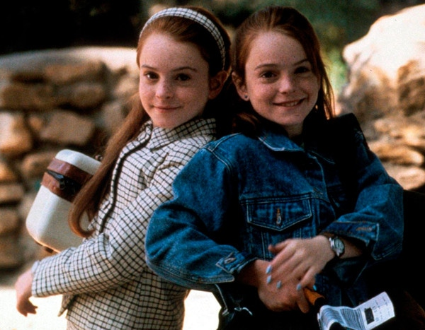 20 things you never knew about the parent trap e news. Black Bedroom Furniture Sets. Home Design Ideas