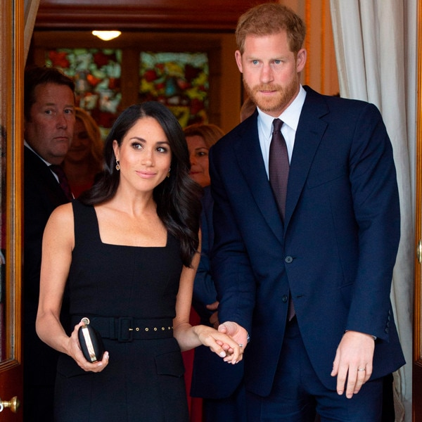 Prince Harry and Meghan Markle's children's surname