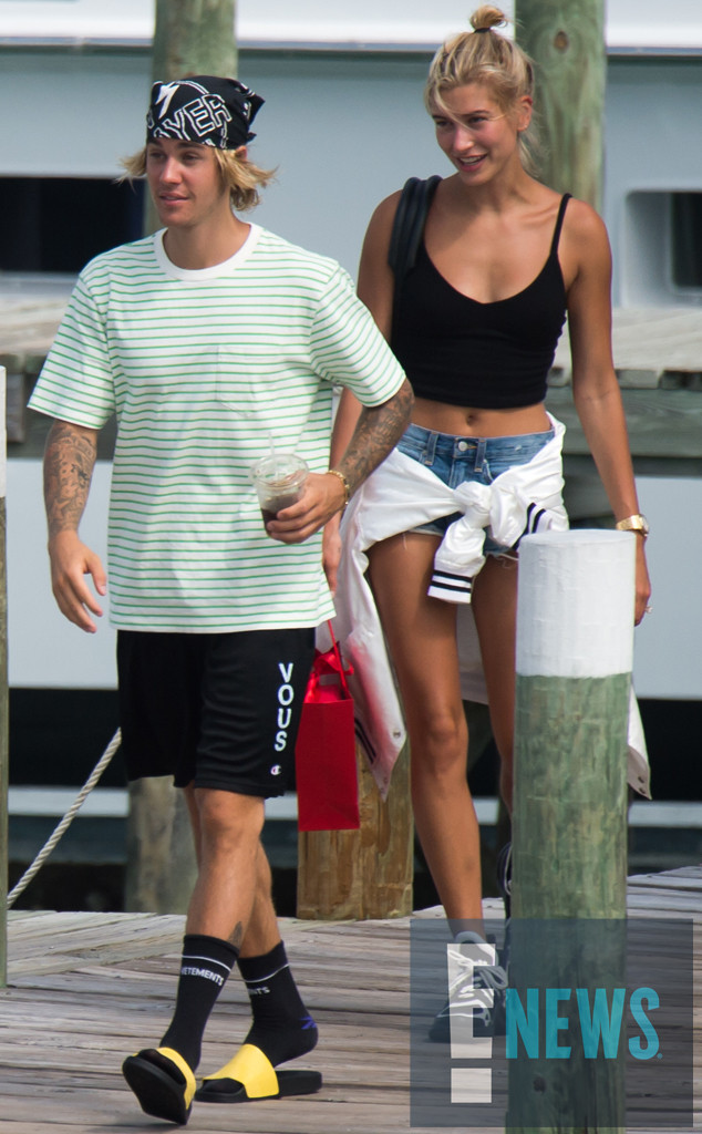 Justin Bieber, Hailey Baldwin, EXCLUSIVE