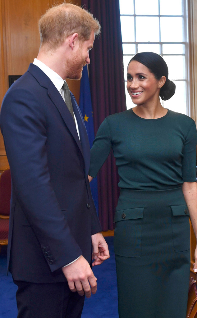 Prince Harry, Meghan Markle, Ireland