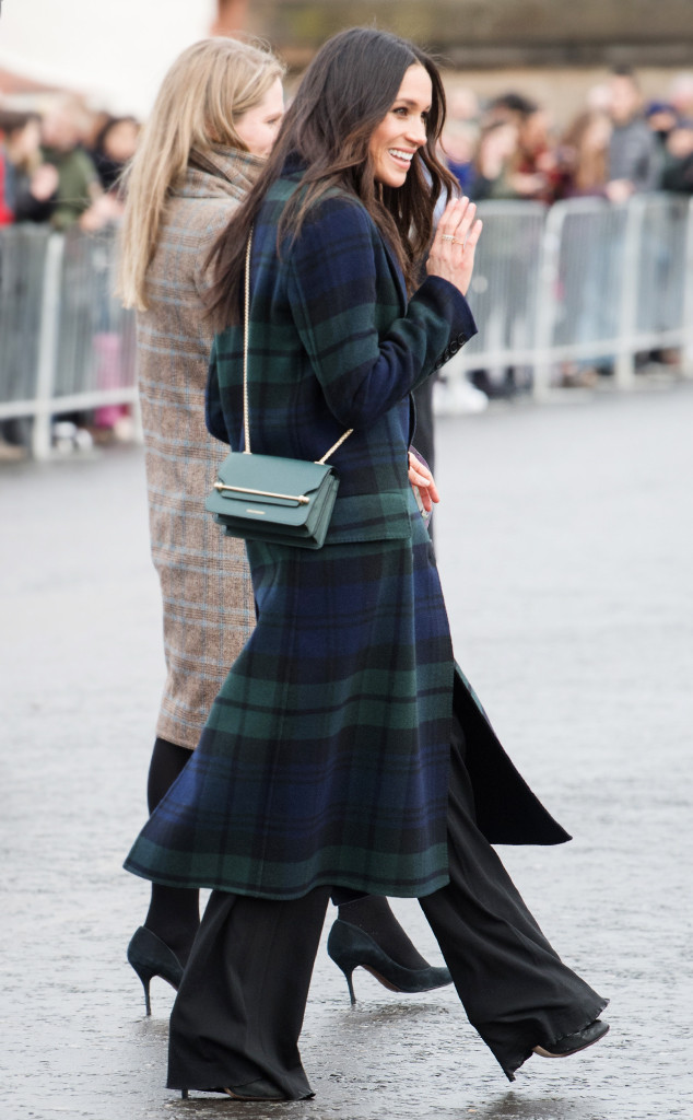 Meghan Markle Can t Get Enough of This Bag Brand—Get the Look for ... 3634694efc