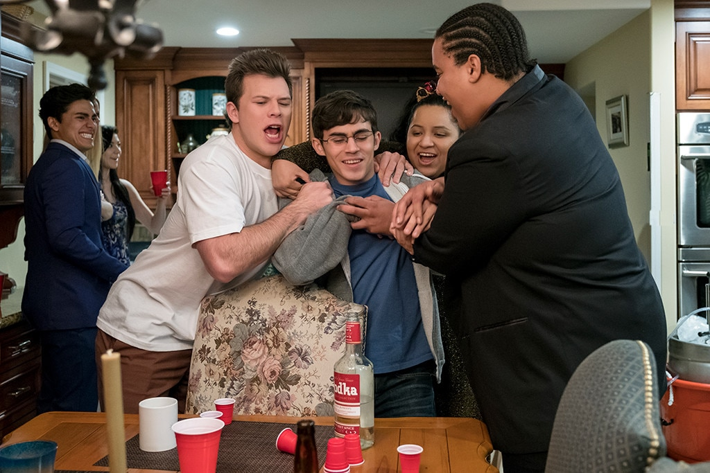 American Vandal : Canceled -  Canceled after two seasons by Netflix.