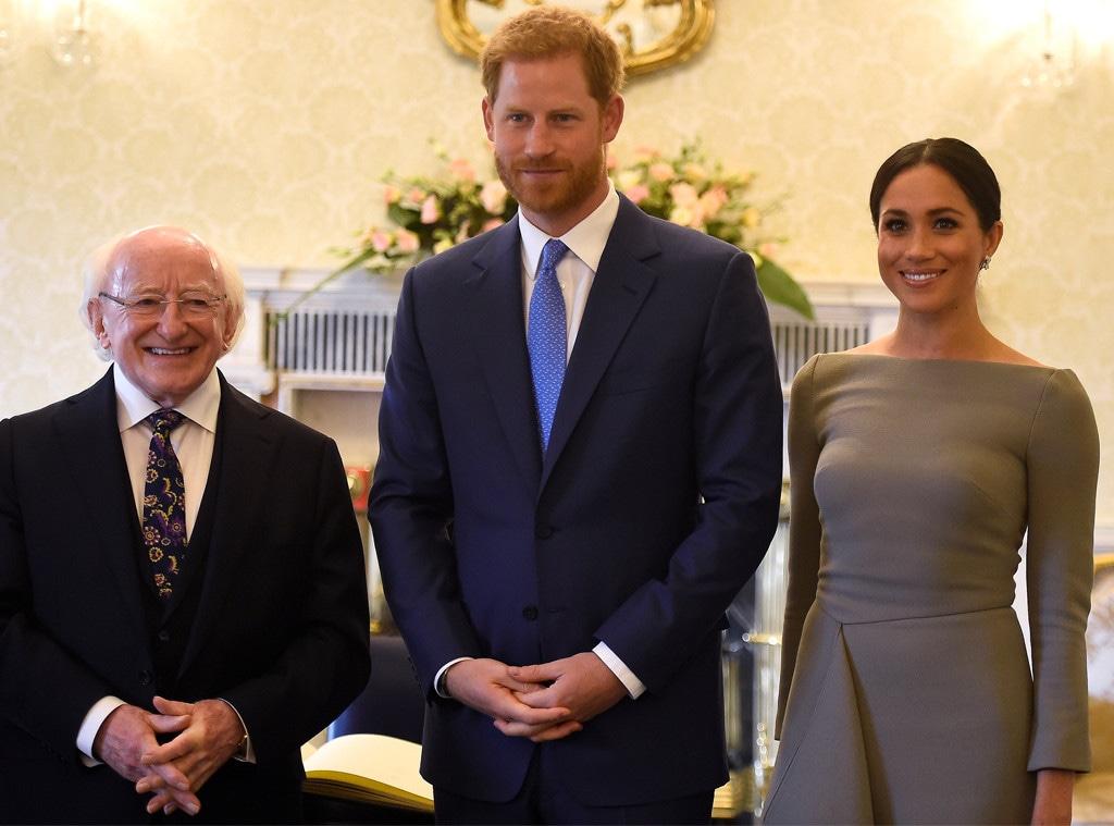 Prince Harry, Meghan Markle, Dublin