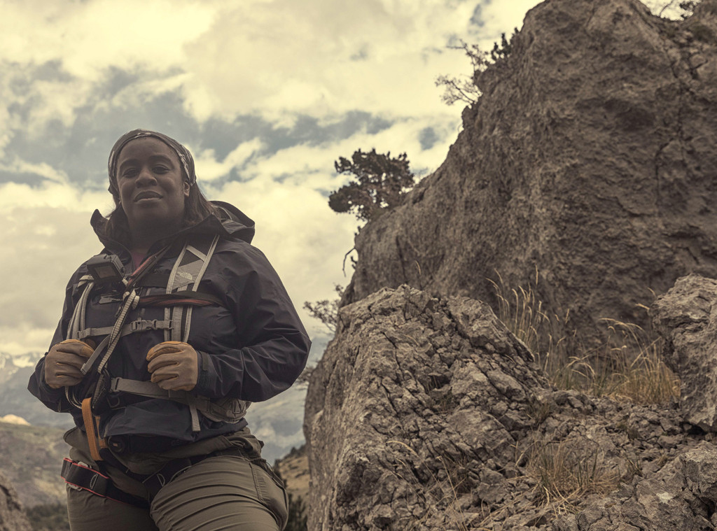 Uzo Aduba, Running Wild With Bear Grylls