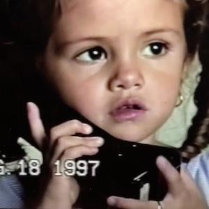 Selena Gomez, 5 Years Old, 1998, Home Video