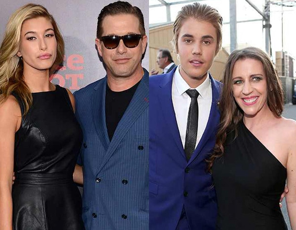Meet the In-Laws! A Guide to the Baldwin and Bieber Families