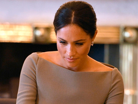 Here's Proof That Meghan Markle's Signature Is Getting Fancier