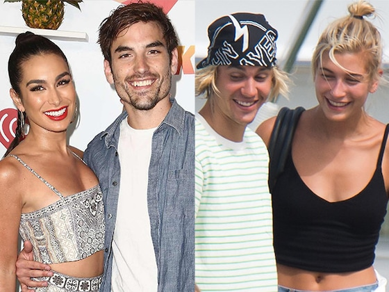Ashley Iaconetti and Jared Haibon Have a Theory About Hailey Baldwin and Justin Bieber's Quick Engagement