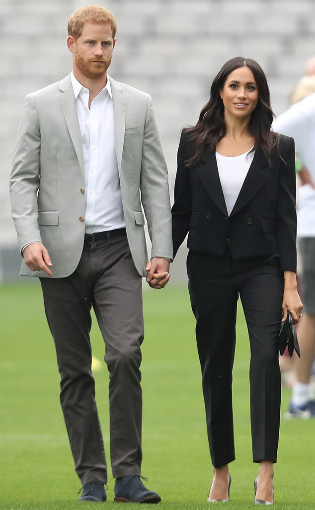 Prince Harry, Meghan Markle, Dublin