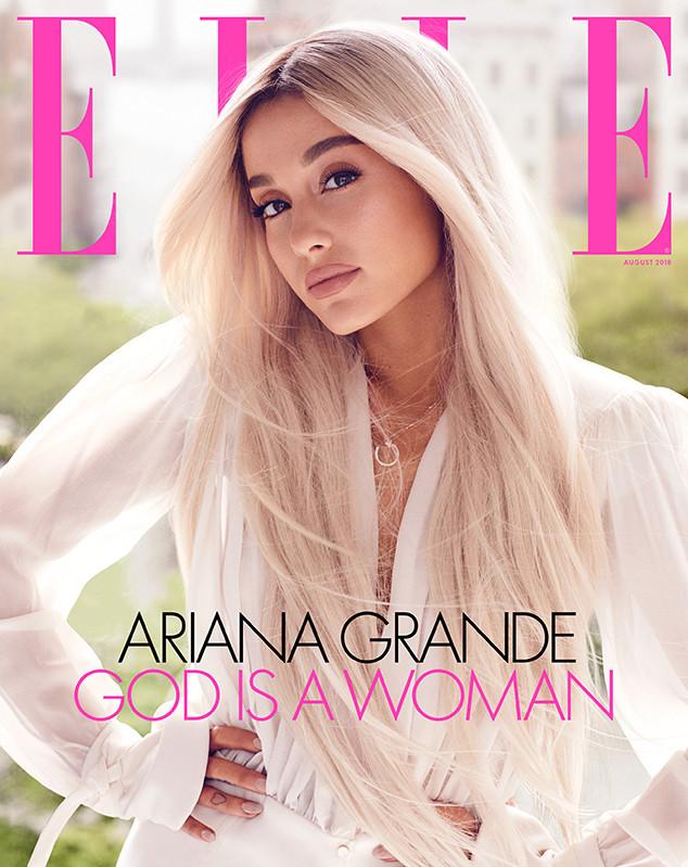 Ariana Grande, ELLE