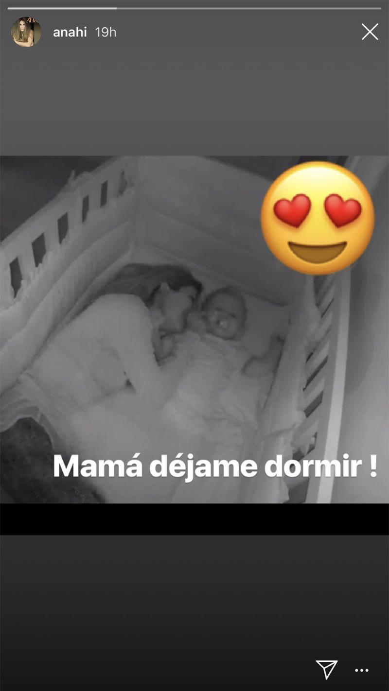 Anahí, Manuelito