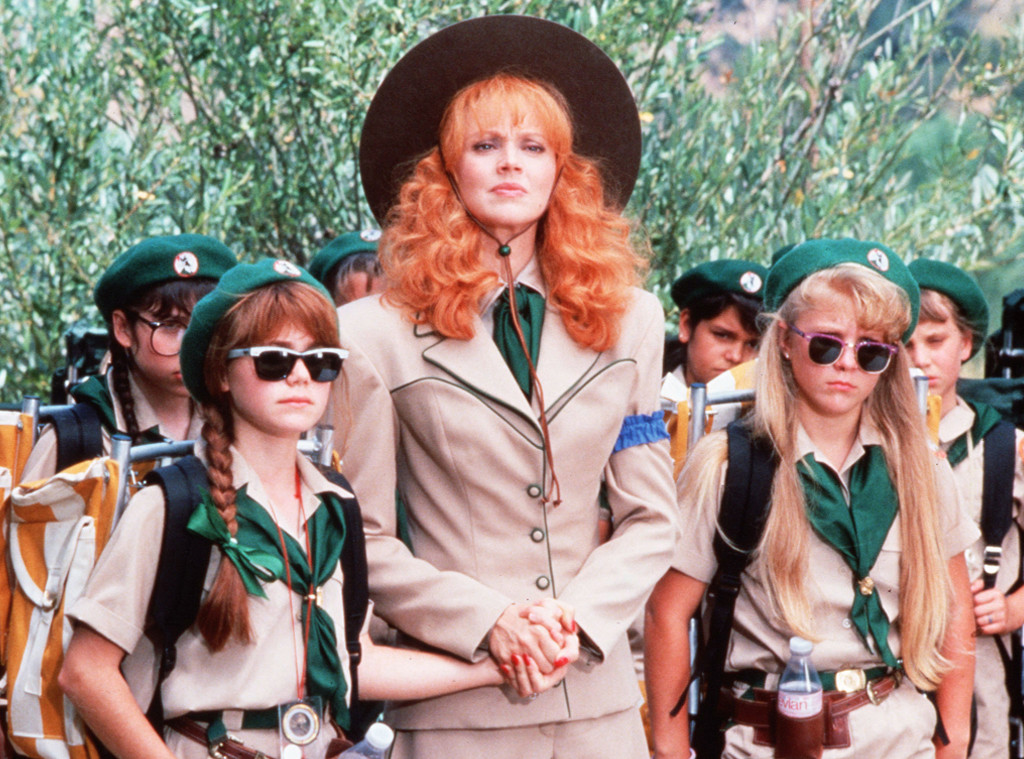 Troop Beverly Hills, Summer Camp Movies