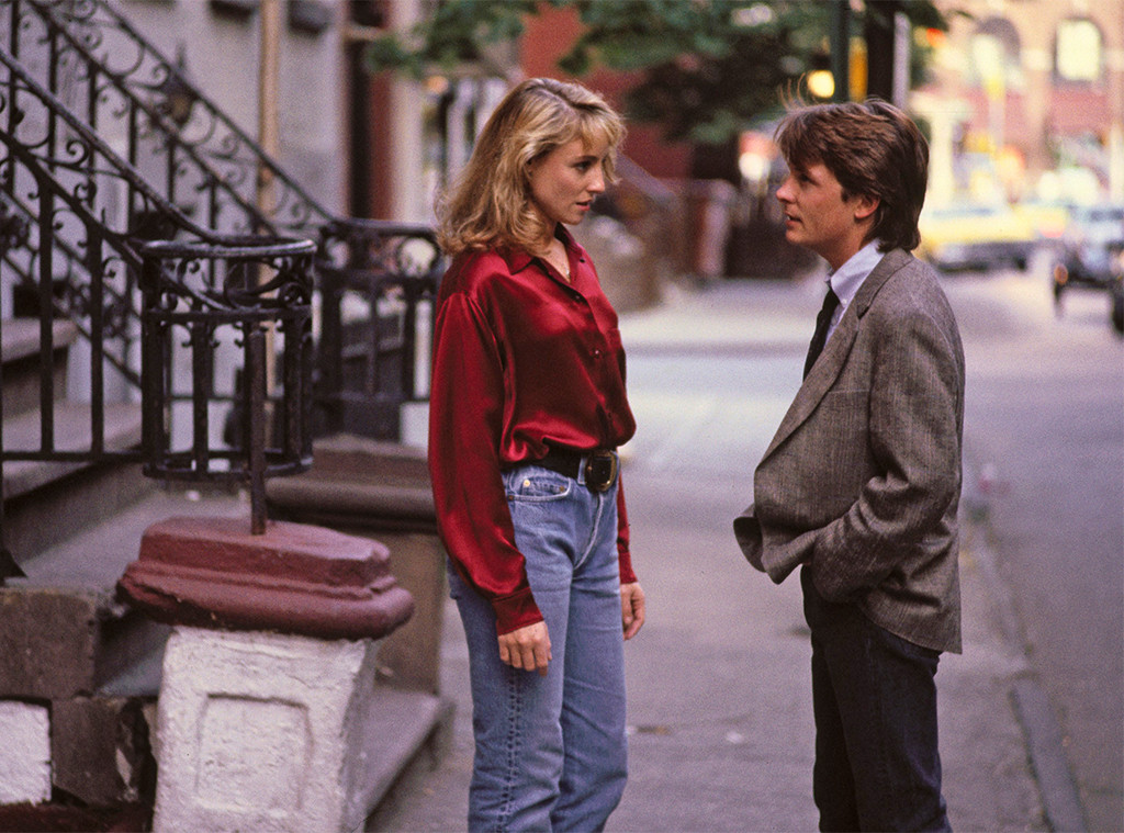 Bright Lights Big City, Michael J Fox, Tracy Pollan