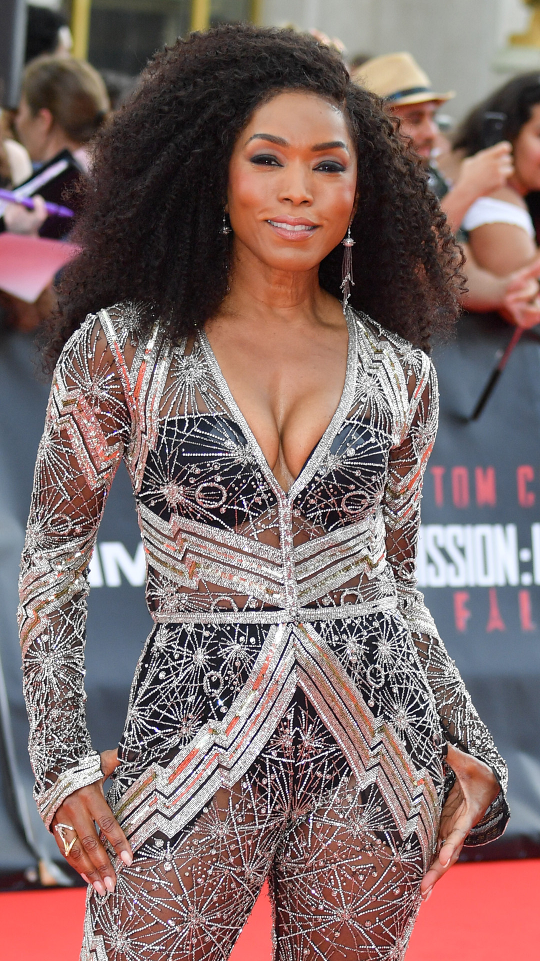 Angela Bassett, Mission: Impossible - Fallout, premiere