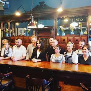 Prince Harry, Meghan Markle, Ireland, Dublin, Restaurant, Delahunt