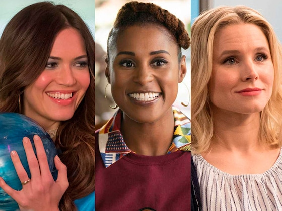 2018 Emmy Nominations Snubs and Surprises: Mandy Moore, <I>The Good Place</i>, <i>The Handmaid's Tale</i> and More</I>