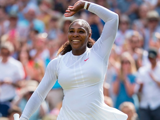 Serena Williams Shares an Empowering Message for Moms After Wimbledon Loss