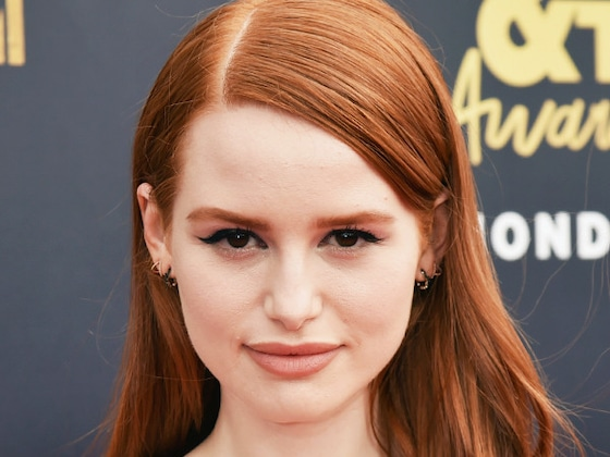 <i>Riverdale</i>&rsquo;s Madelaine Petsch Swears by This Brow Gel