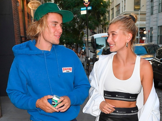 Hailey and Justin Bieber Bask in Newlywed Bliss During Fun Night Out