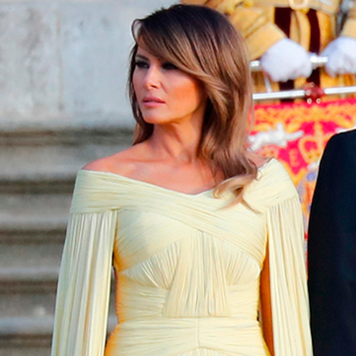 41af34a5dfe2 How Melania Trump Finally Adjusted to Being First Lady