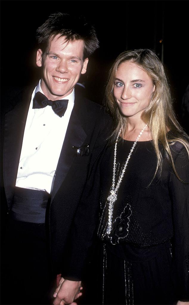 Kevin Bacon, Tracy Pollan, 1984