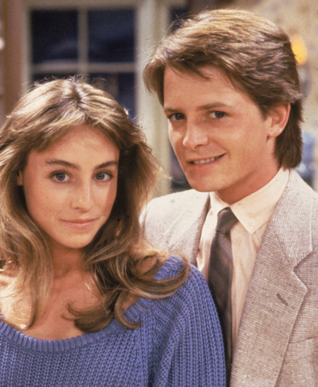 Family Ties, Tracy Pollan, Michael J. Fox