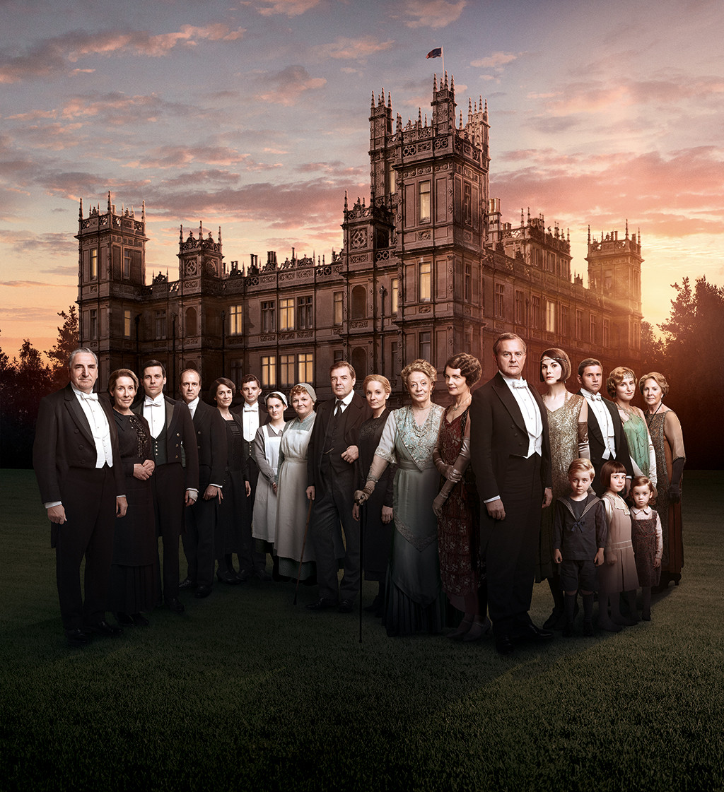 Downton Abbey Movie Cast: Who's In and Who's Out? | E! News