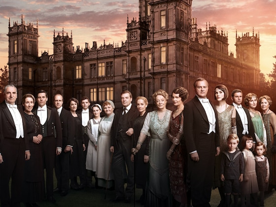 <i>Downton Abbey</i> Movie's First Trailer Will Make You Feel Incredibly Nostalgic