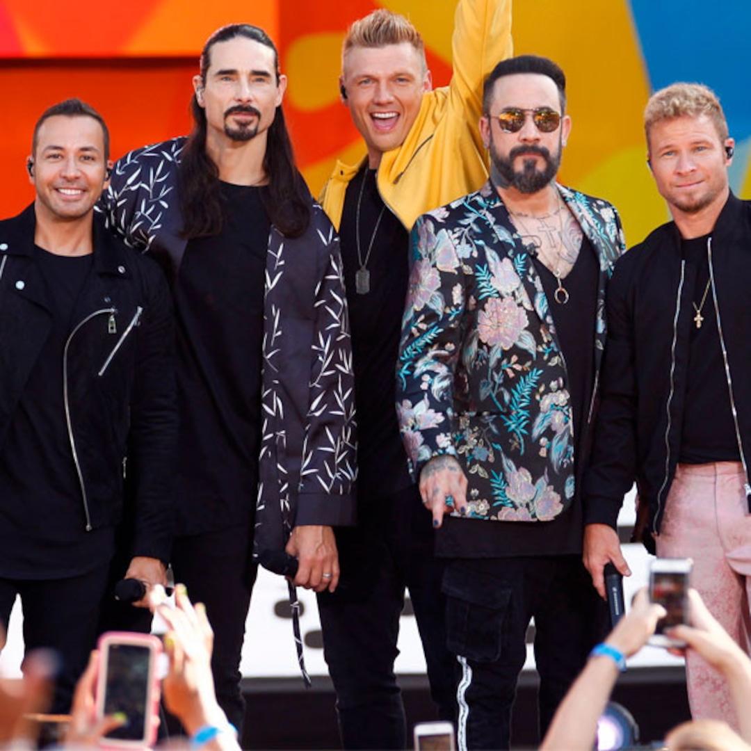 Backstreet Boys to Perform on the 2018 MTV VMAs Pre-Show ...
