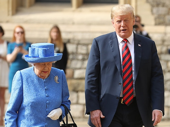 Did Queen Elizabeth II Troll Donald Trump With Her Brooches?