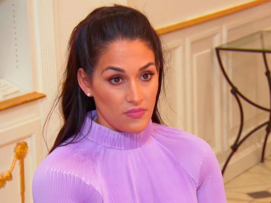 Nikki Bella Admits She and John Cena Have Grown &quot;More Apart&quot; Before Their Wedding on <i>Total Bellas</i>