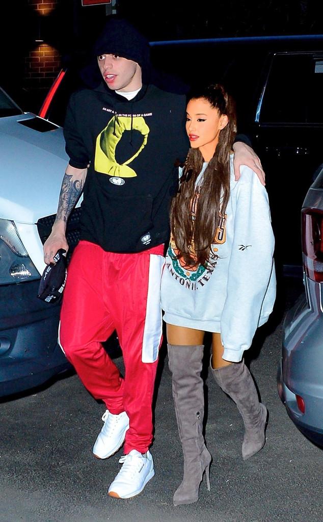 Ariana Grande, Pete Davidson