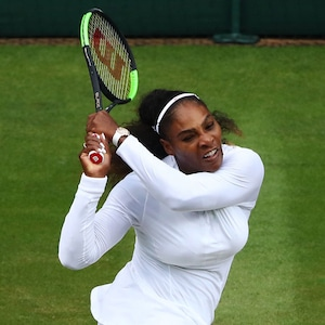 Serena Williams, Wimbledon 2018