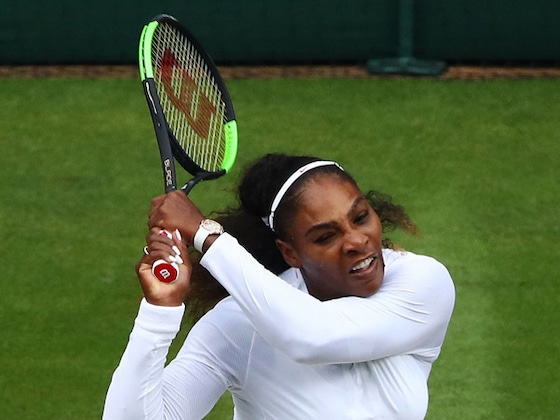 Serena Williams Gets Emotional Over Losing Wimbledon Amid Post-Baby Comeback