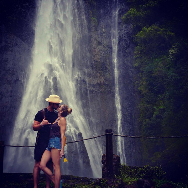 Ashley Greene, Paul Khoury, Honeymoon, Instagram