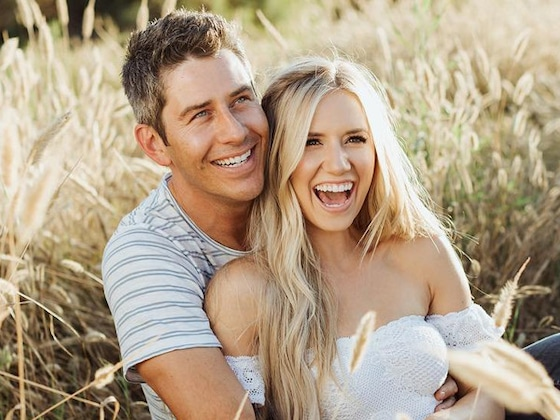 "Arie Luyendyk Jr. and Lauren Burnham Get ""One Step Closer"" to Their Wedding With Engagement Photos"